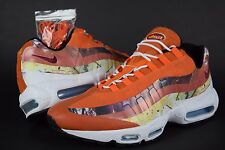 New Mens Nike AIr Max 95 Dave White Fox sz 13 DW 872640 600 premium cayenne