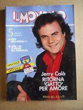 IL MONELLO n°13 1984 Jerry Calà A-Team Matt Dillon Jackson Brothers  [G431]