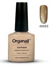 Organail Gel Polish Cappucino 03 UV Varnish soak off makeup cosmetic CCO Color