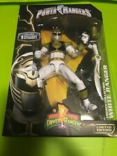 Mighty morphin power rangers mmpr legacy Collection white ranger Bandai Megazord