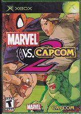 Marvel vs. Capcom 2  Microsoft Xbox NEW SEALED