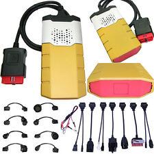 Kfz DS Diagnosegerät OBD2 Bluetooth PKW+LKW Kabel AUDI VW BMW Mercedes Ford Opel