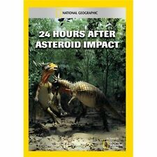 24 Hours After Asteroid Impact (DVD, 2014)