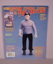 Action Figure News & Toy Review Price guide magazine #47 McFarlane Superheroes