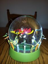 Harry Potter Quidditch Snow Globe by NECA Rare, Retired and Used