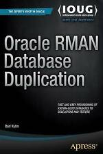 Oracle RMAN Database Duplication by Darl Kuhn (Paperback, 2015)
