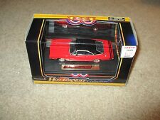 Dimension 4 Hot Pursuit Collection 1969 Dodge Charger HEMI 1:43 Red MISB