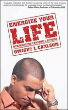 ENERGIZE YOUR LIFE NEW PAPERBACK BOOK