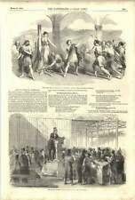 1852 Auction Crystal Palace Exhibition Building Purchase Adelphi Theatre Edburgh