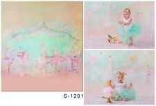 Photography Backdrops Photo Background For  Baby Kid Studio Props Vinyl 5x7ft