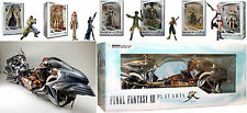 Square Enix Final Fantasy XIII: Play Arts Kai: 6 figure Set + SHIVA ONLY 1 LEFT!