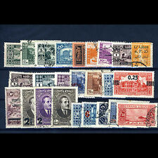 LEBANON Selection of 25 Values. Condition Varies. (AM397)