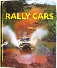 RALLY CARS REINHARD KLEIN, MOTORSPORT CAR BOOK