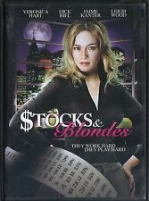 STOCKS & BLONDES~81 RARE VG/C UNRATED DVD~VERONICA HART LEIGH WOOD SAMANTHA FOX