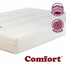 Sleep Comfort Firm Reflex Foam Orthopaedic Health Mattress Double