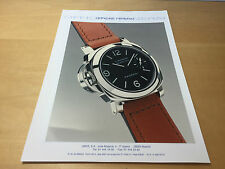 Press Kit OFFICINE PANERAI - Panerai Luminor Marina 44mm - PAM00022 - Spanish