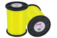 Ande Monster Yellow Monofilament 20 Lb. test 1lb. Spool Appr. 2400 yrds. +/-