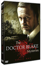 The Doctor Blake Mysteries . Complete Series 1 . Season One . 3 DVD . NEU . OVP