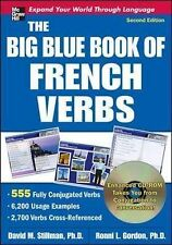 Big Blue Book of French Verbs: 555 Fully Conjugated Verbs by David M....