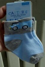 BRAND NEW WITH TAGS Carters Watch The Wear Infant Socks, 2-Pair Pack, 6-12 Mnth