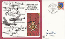 Error Missing Flight Cachet DM8b Order of the Bath  signed  Pilot Sqn Ldr P I A