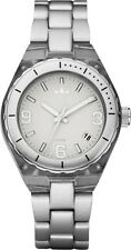 New Adidas Women Mini Cambridge Aluminum Band Date Watch 35mm ADH2535 $95.00