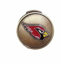Arizona Cardinals Hat Clip with Golf Ball Marker