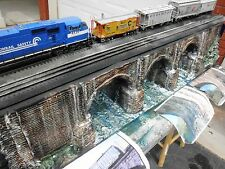B&O RR, Bloomington viaduct, Circa 1853', O gauge, Sale @ $350.00  SS LE