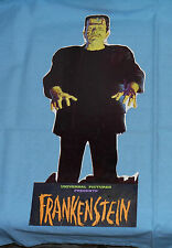 vintage 1960's Aurora FRANKENSTEIN STORE DISPLAY model kit Universal Monsters