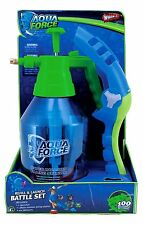 Wham-O Aqua Force Water Bomb Refill Station & Launch Battle Pack 100 Water Bombs