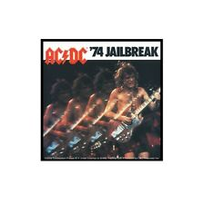 AC/DC ACDC Music Sticker JAILBREAK