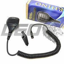 QUICK RELEASE Public Safety Speaker Mic for Kenwood Multi-Pin NX TK Radios