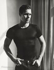 1986 Vintage HANDSOME YOUNG MAN Male Model Muscle Body Photo Gravure BRUCE WEBER