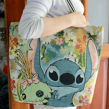 Selling ,disney lilo&stitch canvas shoulder bag shopper bags tote big