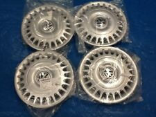 7D0601147A,GENUINE VOLKSWAGEN T4 TRANSPORTER FULL SIZE WHEEL TRIMS
