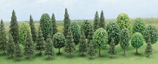 Busch 6489 NEW HO 30 MIXED  FOREST TREES