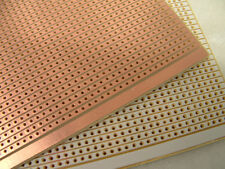 2 x Striscia Stripboard Matrice Vero Board Larga 100 x 160mm Qualità