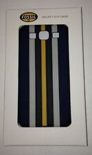 Fossil Galaxy S3 Parker Navy Cell Phone Silicone Rubber Case.