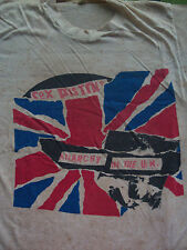 Sex Pistols Authentic  Vintage T. shirt. Size MED in GOOD Condition