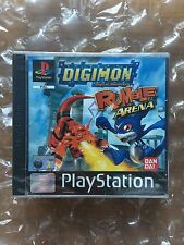 Nuevo Sellado De Fábrica Digimon Rumble Arena SONY PLAYSTATION ONE PS1