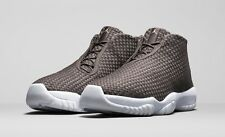 Size 9.5 NIKE AIR JORDAN FUTURE FOOTSCAPE BAROQUE BROWN-WHITE 656503-200 11 12