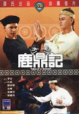 Tales Of A Eunuch (1983) DVD [Non-USA Region 3] IVL English Subs Shaw Brothers