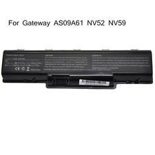 Battery for Gateway NV52 NV53 NV54 NV56 NV58 NV59 AS09A61 Laptop 6 Cells 5200mAh