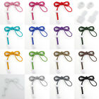 A Pair Elastic Locking Buckle Shoelace Shoe Laces Strap Rope Running Sports New