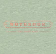 K-POP PARK KYUNG BLOCK B 1st Mini Album [NOTEBOOK] CD+Photobook+Photocard Sealed
