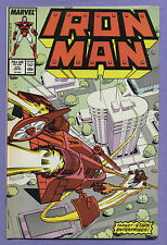 Iron Man #217 1987 David Michelinie Mark Bright Marvel v