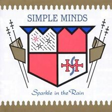 Simple Minds Sparkle in the rain (1983) [CD]