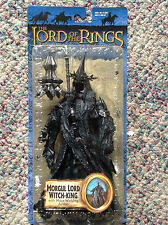 ToyBiz Lord of the Rings Morgul Lord Witch-King Action Figure New on the Card