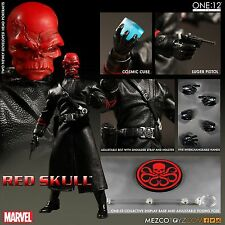MEZCO TOYZ  ONE:12 COLLECTIVE Red Skull  6 inch figure NEW PRE-ORDER