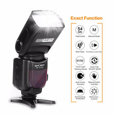 K&F Concept KF-570 II Wireless Flash Speedlite for Nikon D40 D50 D60 D70 D80 D90